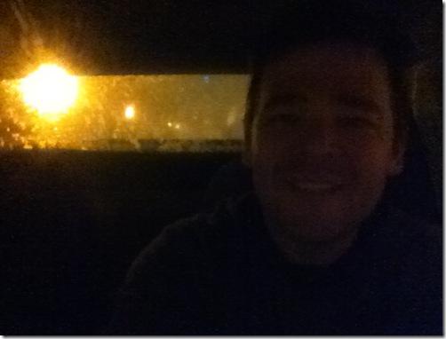 Neil in truck