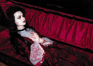 Vampiros. Krvopijac