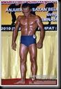 Mr Paroi 2010 Flyweight