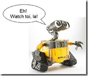 WallE bilingual