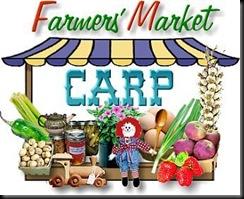 Carp Farmers market