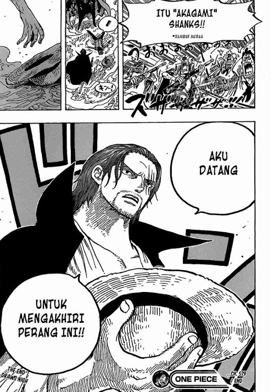 Komik Online Bahasa Indonesia: Manga Comic One Piece Indonesia Chapter