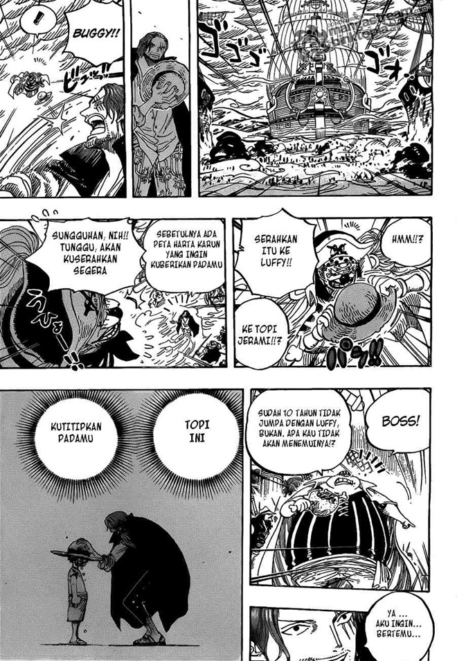 Komik One Piece 3...