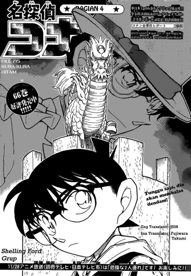 Manga Conan Chapter Indo Baca Komik Detective