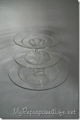 glass dessert plate 2