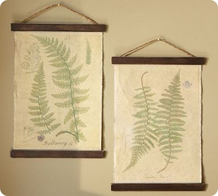 Burb Tales: Pottery Barn Knock-Off Wall Decor