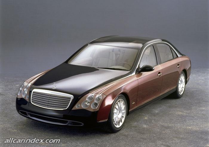 Mercedes Benz Maybach Concept