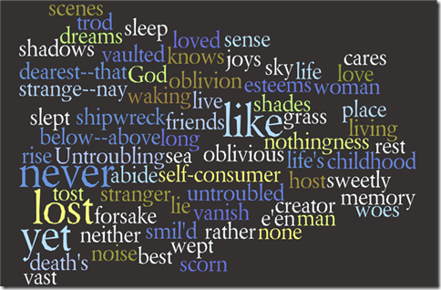 john clare I am wordle