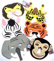 máscaras hecha con Goma eva (20)