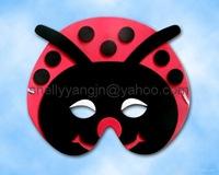 máscaras hecha con Goma eva (4)