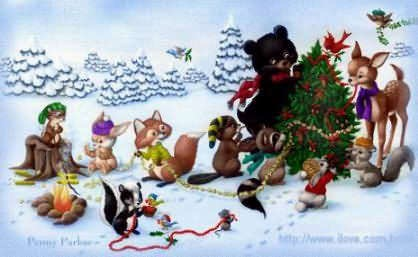 postal de navidad cosasparanavidad.blogspot (132)