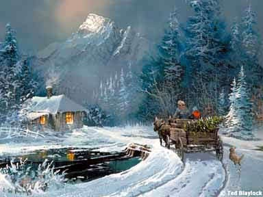 postal de navidad cosasparanavidad.blogspot (133)
