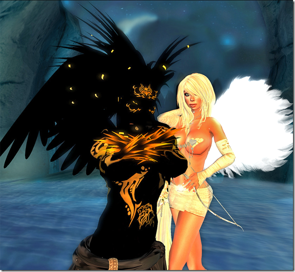 Kayle and GOD on Flickr!