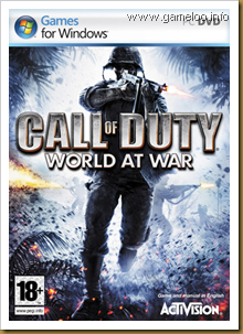 Call Of Duty 5: World At War + Patch/LAN/COOP-Fix v1.4