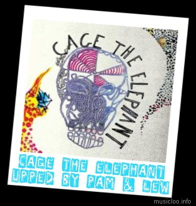 Cage The Elephant - Cage The Elephant [2008]