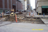 Photo of Travis St. from Walker to Polk in 2004.jpg