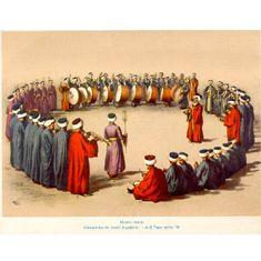 Osmanlı İmparatorluğundaki bir mehteran takımı