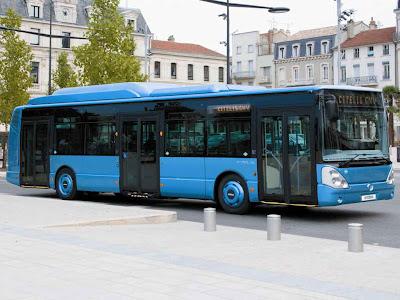 Transgór Mysłowice - Wykupienie Irisbusów CNG z Wałbrzycha