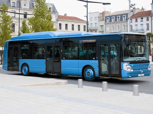 Iveco (Irisbus) Citelis 12 CNG