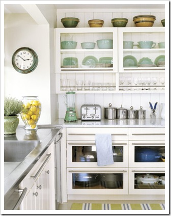 Q & A: Wide Open Spaces Above Cabinets