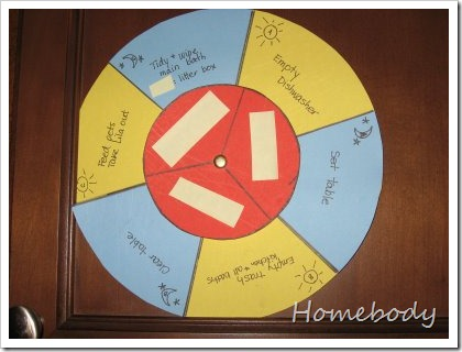 chore wheel 002