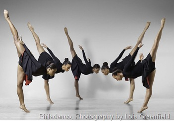 Philidanco in Enemy Behind the Gates, Photography by Lois Greenfield