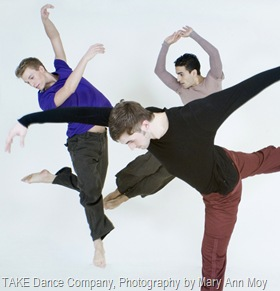 TAKE Dance Company, Photography by Mary Ann Moy