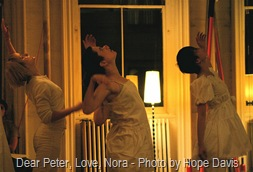 Dear Peter, Love, Nora - Photo by Hope Davis