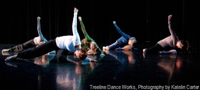 Treeline Dance Works, Photography by Katelin Carter