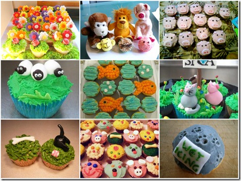 Cupcakeday entries