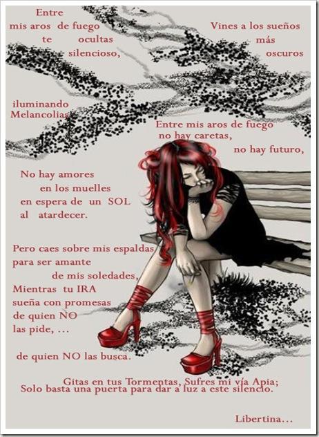 Horizontes Oscuros- L. Alison Ramos M.