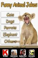 Screenshot of Funny Animal Jokes