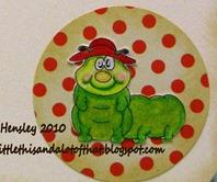 #6 inside Diddle Bug