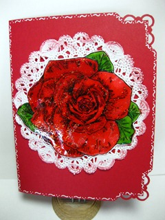 Penny Black Rose - Mother's Day