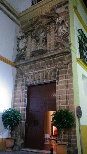 Entrada Lateral Convento Santo Domingo