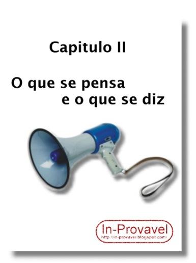 Manual para poíiticos amadores-Capitulo II