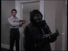 Lewis Collins is impervious to bullets