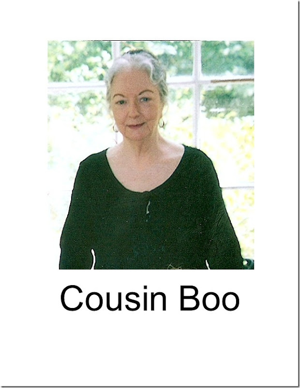 Cousin Boo
