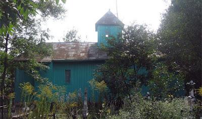Biserica de lemn din Zamostea