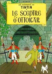 Herge_Tintin_Le_sceptre_d_Ottokar