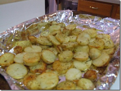 Completed Potatoes