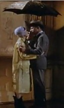 Gene Kelly e Debie Reynolds após beijo 2