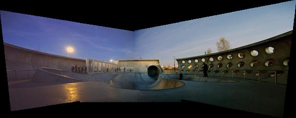 Hirschgarten Skatepark