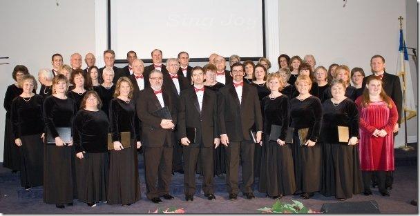 full choir cantata 2008