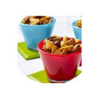 Katie Lee's Spiced Nuts 'n Chex® Mix