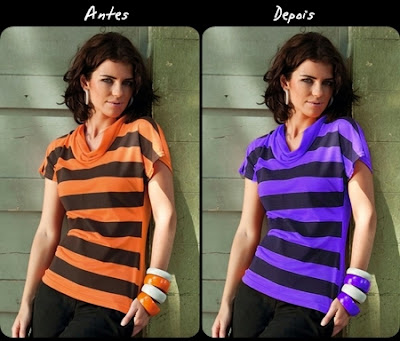 COMPTE_BLOGOF 107 : Tudo Para seu Orkut e Msn, PhotoScape- Edições para foto- Colorindo Objetos {Olhos, Cabelos, Roupas e Etc}