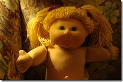 Cabbage Patch Doll1