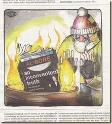 Gore's book Belgium
