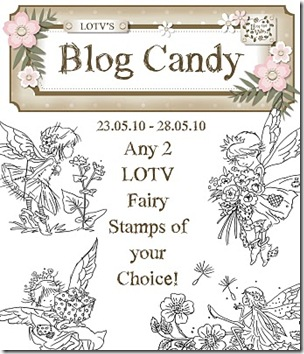 FAIRY BLOG CANDY