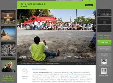 Terremoto no Haiti em 2010 (Fotopedia)